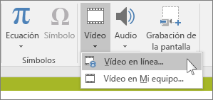 Insertar O Vincular A Un Video En Youtube Powerpoint