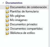 Icono No sincronizado anexo a listas en un espacio de trabajo de SharePoint