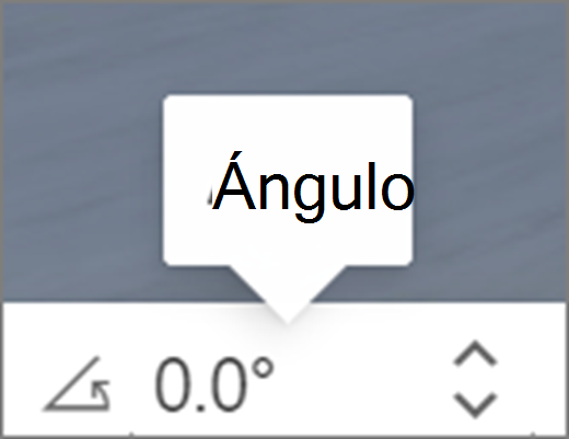 Interfaz de usuario de ángulo