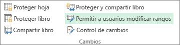 Permitir a los usuarios editar cambios