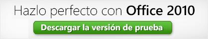 Descargar versión de evaluación de Office 2010: (c) Microsoft Corporation
