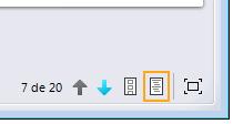 Botón Mostrar notas del moderador