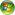 El botón Inicio de color verde del control remoto