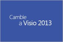 Cambiar a Visio 2013