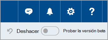 Unirse a la versión beta de Outlook.com