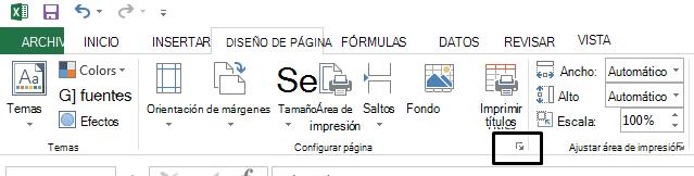 Ficha Diseño de página