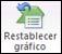 Imagen del botón Restablecer gráfico