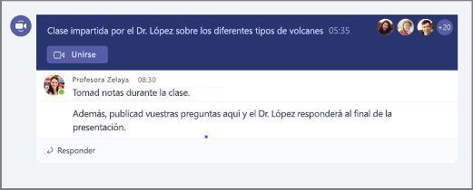 Usar Skype para reunirse de forma virtual con alumnos y miembros del personal