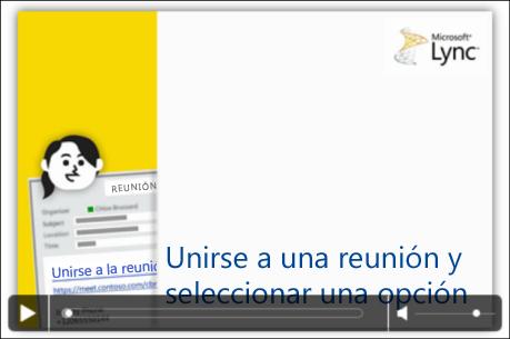 Captura de pantalla de la diapositiva de PowerPoint con controles de vídeo