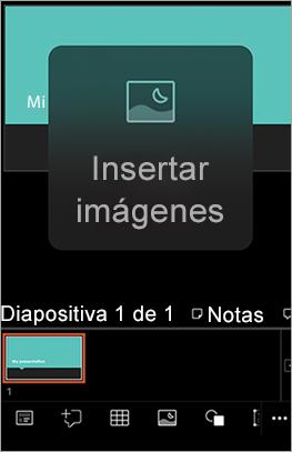 Muestra elementos con pestañas en el iPhone