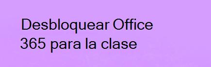 Cursos de Office365