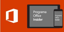 Office Insider para iOS