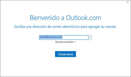Le damos la bienvenida a Outlook.com