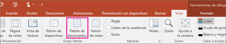 Editar Encabezados Pies De Página Y Numeración Para Documentos En Powerpoint Powerpoint