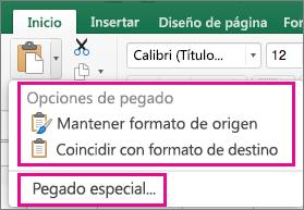 Copiar Y Pegar El Contenido Específico De Una Celda Excel Para Mac