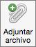 Botón Adjuntar archivo