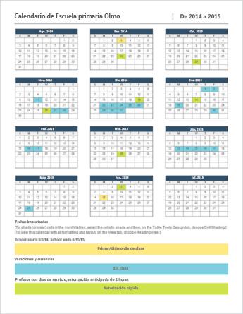 Como Hacer Un Calendario En Word.Crear Un Calendario En Word Online Word
