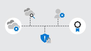 Ilustración de herramientas profesionales de TI