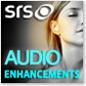 Mejoras de audio de SRS