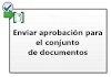 Enviar aprobación para el conjunto de documentos