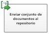 Enviar conjunto de documentos al repositorio