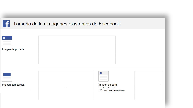 Imagen conceptual de una plantilla de imagen de redes sociales