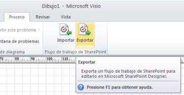 Botón Exportar