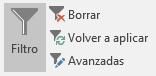 Borrar