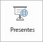 Botón Presentar en línea