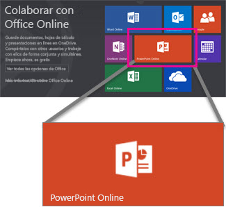 Make powerpoint online