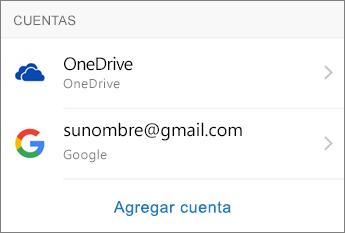 Configurar el correo electrónico en Outlook para iOS (paso 2)