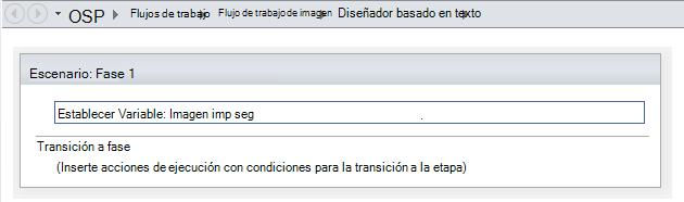 Variable de configuración para insertar una imagen
