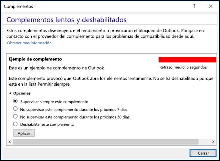 Deshabilitar ins_C3_2017912141729 agregar de Outlook