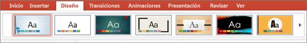 Temas de PPT para Mac