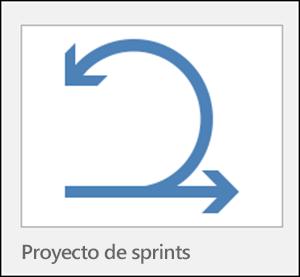 Plantilla de proyecto de sprints