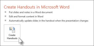 Crear documentos en Word