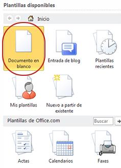 Blank workbook