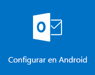 Configurar Outlook para Android
