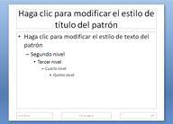 Agregar títulos, anotaciones o subtítulos a presentaciones