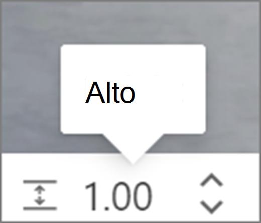 UI de alto
