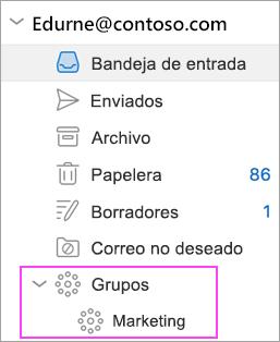 ¡Grupos de Outlook disponibles en Office 365!