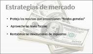 Ejemplo de una diapositiva con una imagen de fondo