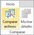 Comparar archivos