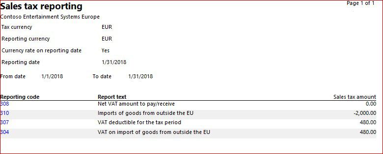 KB4072642 - diseño finlandés informe de notificación de impuestos