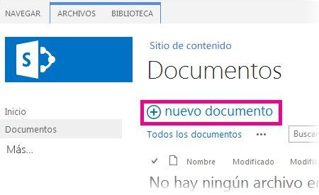 Haga clic en Agregar para arrastrar los archivos hasta la biblioteca