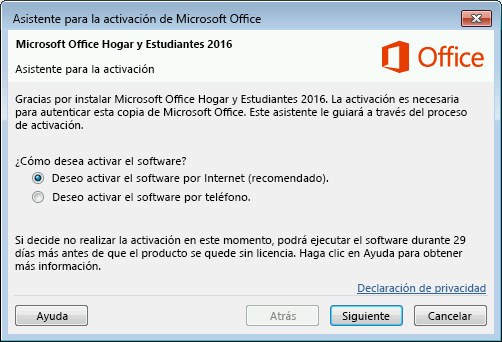 descargar activador de office 2016 y windows 10