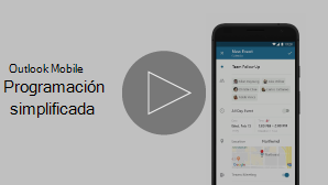 Miniatura de vídeo Una programación simplificada: clic para reproducir