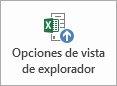 Botón Opciones de vista del explorador