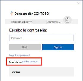 autenticación de Windows