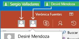 Colaborar en tiempo real en PowerPoint para Android